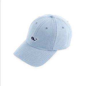 Light blue vineyard vines baseball hat